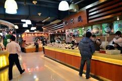 fastfood chińska restauracja zdjęcie royalty free