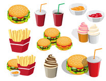 Fastfood Stock Photos