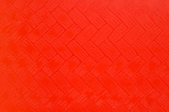 Fastfood Tray. Closeup of Red Plastic Fastfood Tray Texture royalty free stock photography