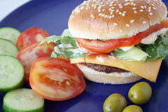 Fastfoods Stock Images