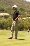 FASTH尼克拉前高尔夫球运动员 免版税图库摄影