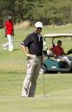 FASTH尼克拉前高尔夫球运动员 库存图片
