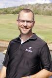 FASTH尼克拉前高尔夫球运动员 免版税库存图片