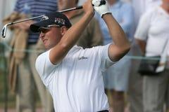 Fasth, cuvette de golf du monde, Vilamoura, 2005 Images libres de droits