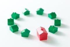 Fastighetbransch arkivfoton