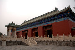 The Fasting Palace, Beijing, China Royalty Free Stock Photography