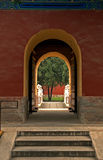 The Fasting Palace, Beijing, China Royalty Free Stock Photos