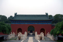 The Fasting Palace, Beijing, China Royalty Free Stock Images