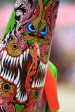 Fastival Phitakornkunst Stock Afbeelding