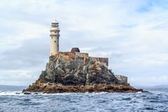 Fastnet Rock Royalty Free Stock Photo