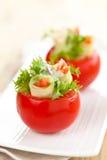 faszerowane pomidory Zdjęcie Stock