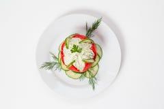 faszerowane pomidory Zdjęcie Royalty Free