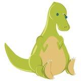 Faszerujący Dino Obraz Royalty Free