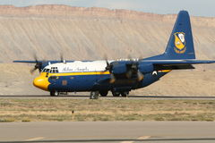 Fat Albert Airlines Royalty Free Stock Image