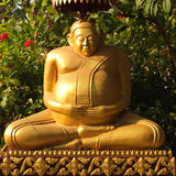 Fat Bouddha. Royalty Free Stock Images