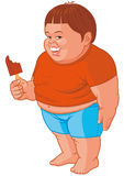 Fat boy Stock Images