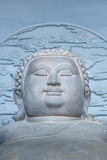 Fat Buddha statue Royalty Free Stock Photo