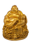 Fat Buddha royalty free stock images
