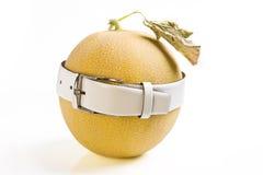 Fat melon stock images
