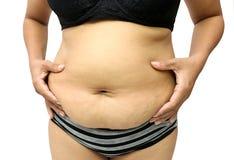 Fat women Royalty Free Stock Photos