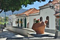 Fataga, Gran Canaria imagem de stock