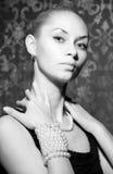 Fatale di Femme Fotografia Stock Libera da Diritti
