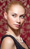 fatale femme Στοκ φωτογραφία με δικαίωμα ελεύθερης χρήσης