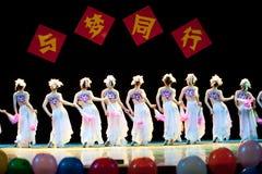 Fatati di Cottingley--Danza popolare Fotografie Stock
