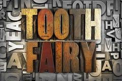 Fatato di dente Immagini Stock