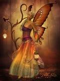 Fatato Lilith illustrazione di stock