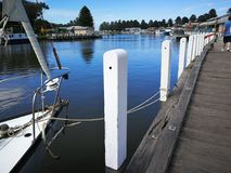Fatato Victoia Australia del porto Fotografie Stock