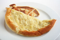 Fataya cheese bread horizontal Stock Images