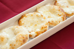 Fatayer Käse, libanesische Nahrung. Stockfotografie