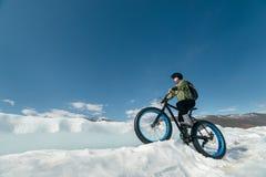 Free Fatbike (fat Bike Or Fat-tire Bike) Stock Photography - 77061102