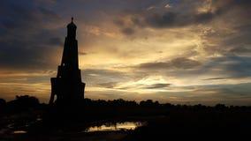 Fateh Burj, Mohali стоковое фото rf