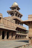 fatehpur印度sikri 库存照片