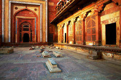 fatehpur ind sikri Zdjęcie Royalty Free
