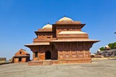 fatehpur ind sikri Ja jest miastem w Agra okręgu w India Ja Fotografia Stock