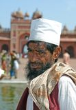 fatehpur jama masjid穆斯林sikri 库存图片
