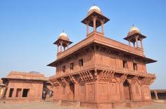 Fatehpur kupoler Arkivfoto