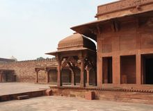 Fatehpur Sikri Royalty Free Stock Image