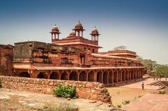 Fatehpur Sikri Stockfoto