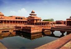 Fatehpur Sikri Arkivfoto