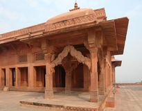 Fatehpur Sikri Lizenzfreies Stockfoto