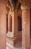 Fatehpur Sikri Stockbilder