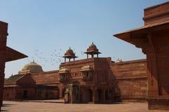 Fatehpur Sikri Royaltyfri Foto