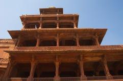 Fatehpur Sikri Royaltyfria Foton