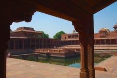Fatehpur Sikri Royaltyfri Fotografi
