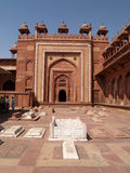 Fatehpur Sikri, Agra, Inde Images stock