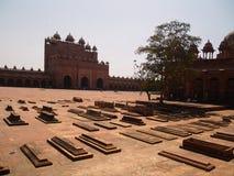 Fatehpur Sikri, Agra, Inde Images libres de droits
